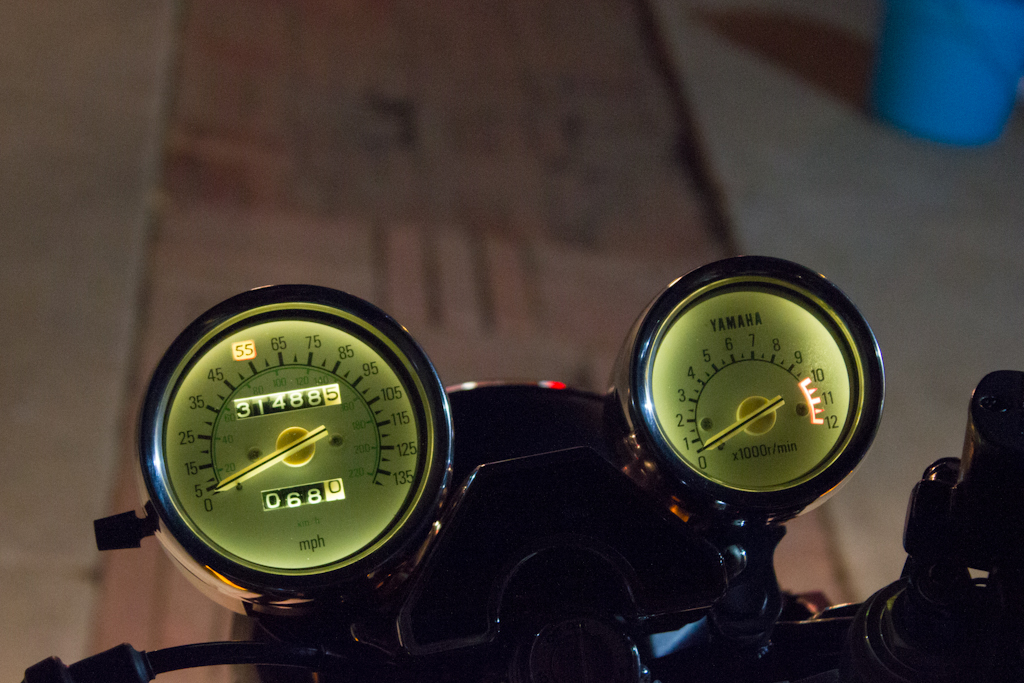considerations for naked conversion on xj600 seca ii xjrider com image