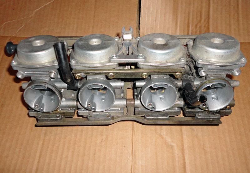 How to: Clean & Overhaul Seca II Carburetors (BDS26 carbs