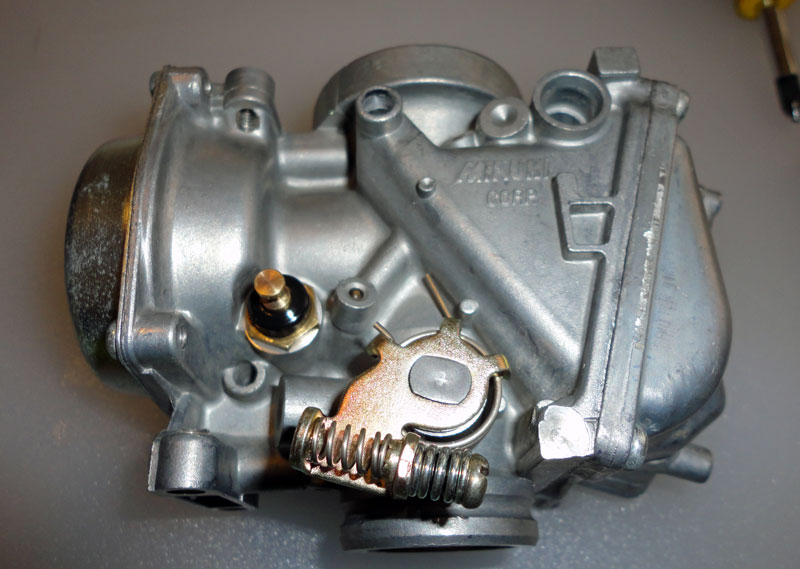 How to: Clean & Overhaul Seca II Carburetors (BDS26 carbs) - Page 2