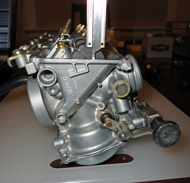 Setting Carburetor Float Levels on the Bench (Dry Method) - XJRider com