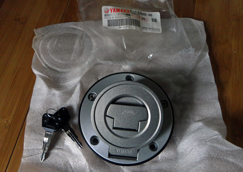 Replacement gas caps what are my options for Yamaha capital one customer service