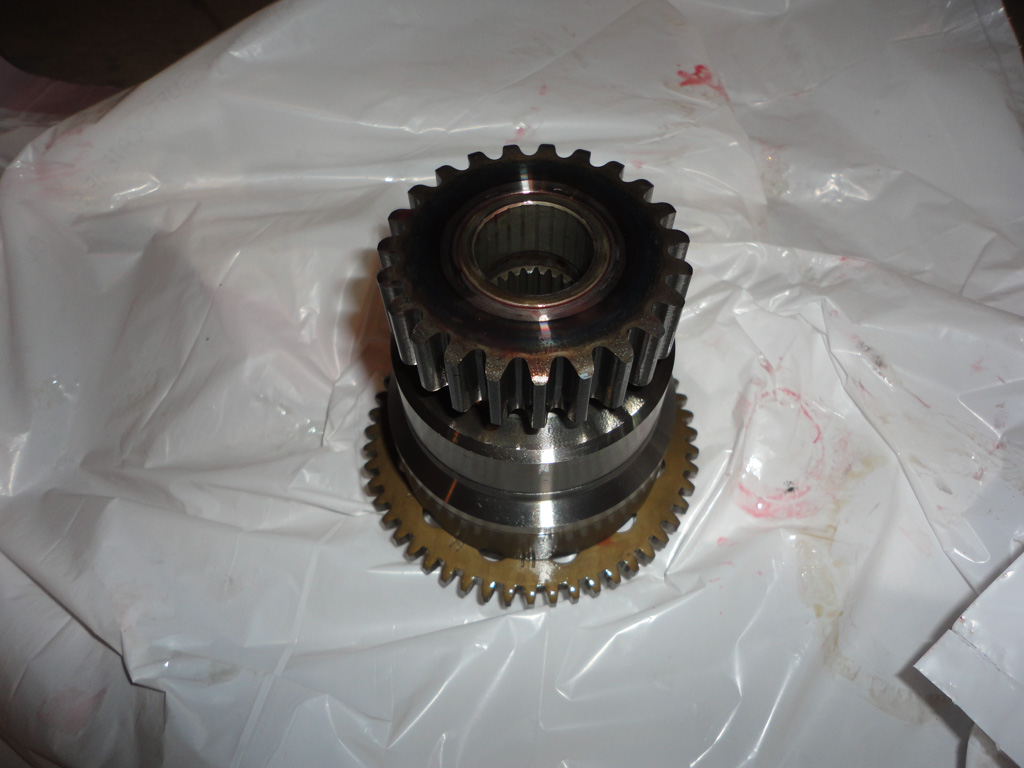 Notes from Starter Idler Gear Replacement - XJRider com