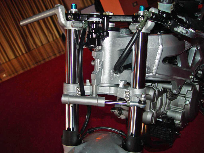 How to: Install a Steering Damper - XJRider.com