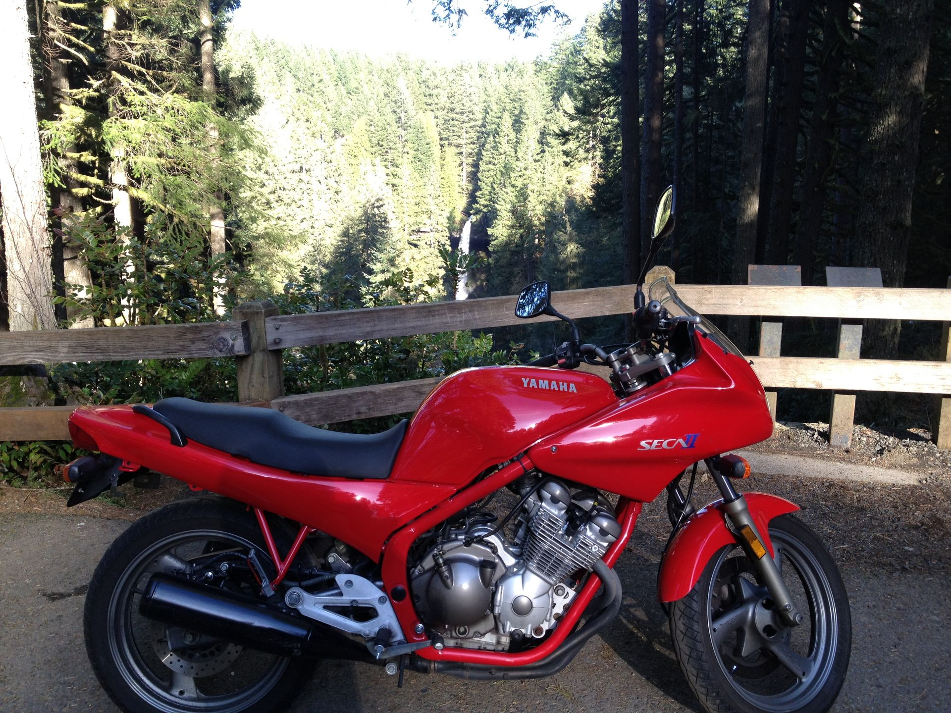 How to: XJ600 & Seca II Naked Headlamp Conversion - Page 3