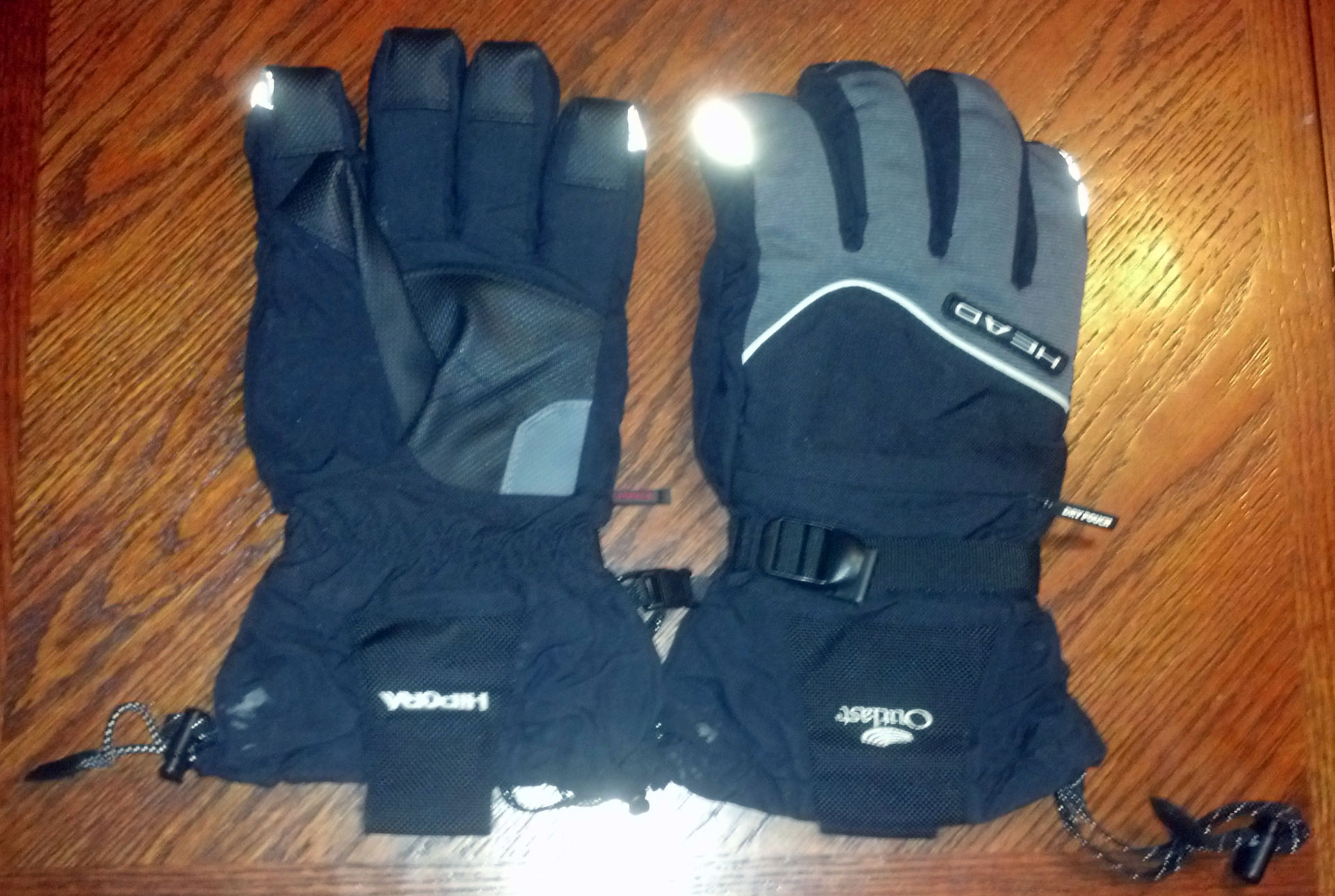 Motorcycle gloves outlast - Image