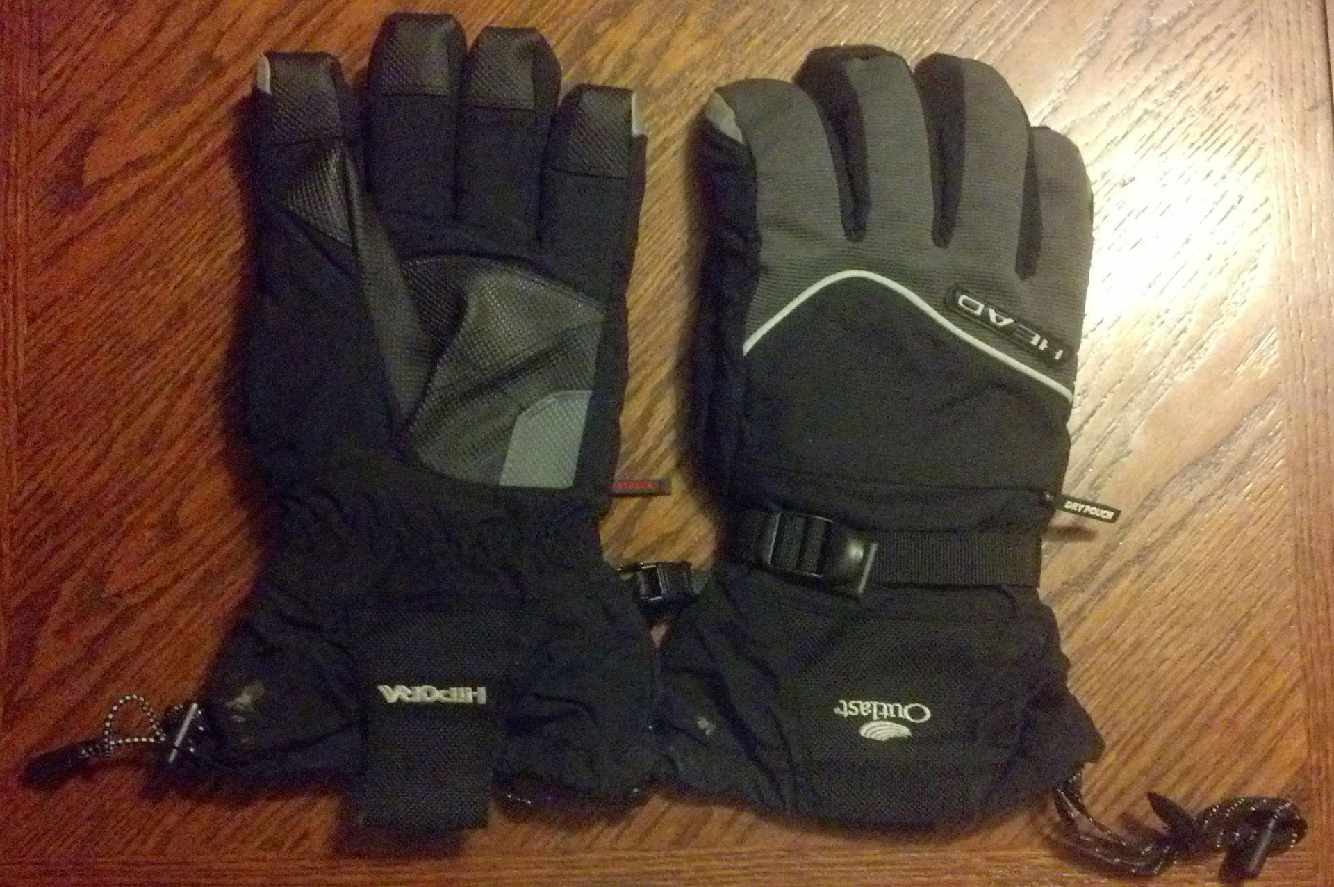 Motorcycle gloves outlast - Head Outlast Gloves